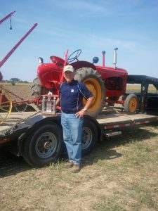 Local plowing match