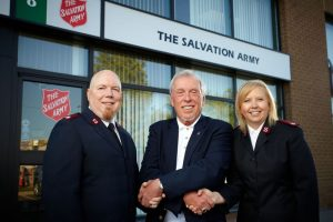 Salvation Army and the Wisemans