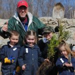 Annual Tree Planting for Milton