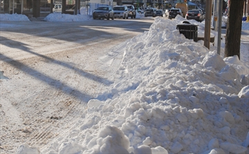 The Town of Milton is now accepting applications for its annual windrow removal program.