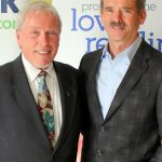 Arnold Huffman w/ Chris Hadfield